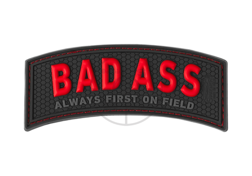 Bad Ass Rubber Patch
