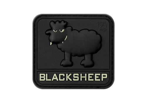 Black Sheep Rubber Patch