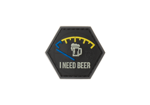 I need Beer Rubber Patch