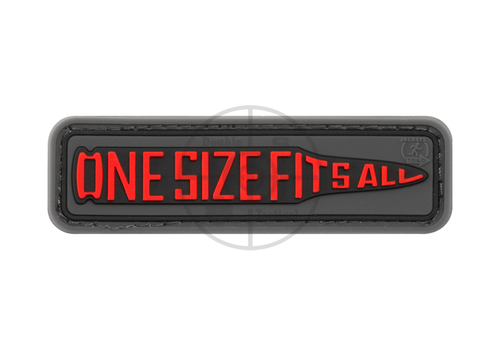 One Size Fits All Rubber Patch