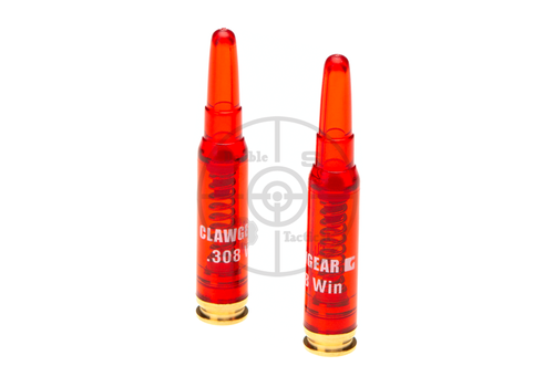 Clawgear Snap Cap .308 Win 2-pack Pufferpatronen