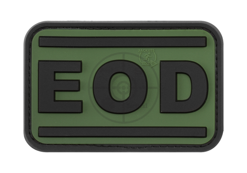 EOD Rubber Patch