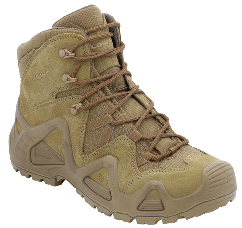 Lowa Zephyr Mid TF Tactical Boot Coyote OP