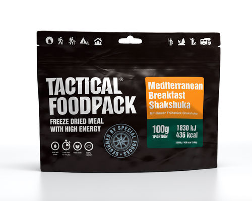 Tactical Foodpack Mediterrenean Breakfast Shakshuka